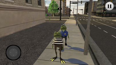Amazing Frog Simulator Cityのおすすめ画像1