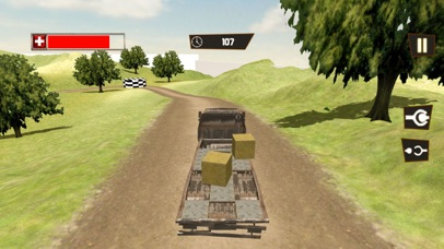 Expert Duty Tractor Driver Sim