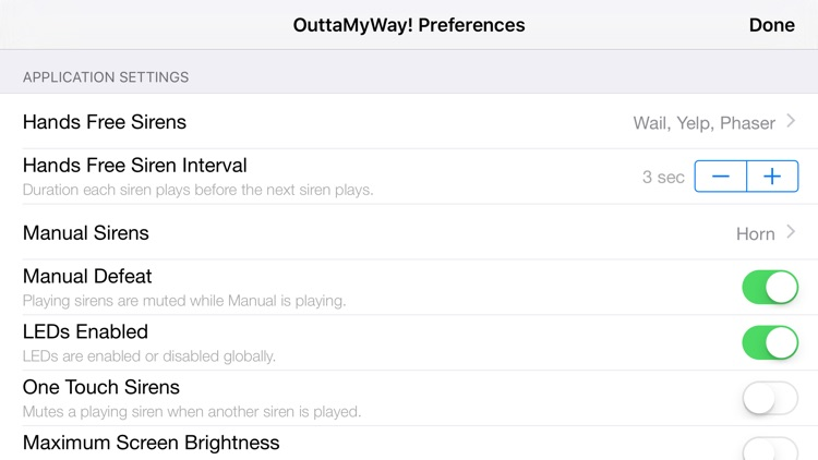 OuttaMyWay! screenshot-4