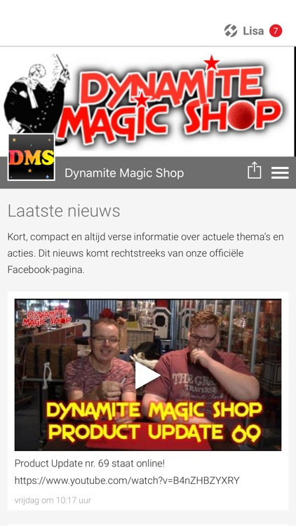 4f809df61b What is it about  This is the official Dynamite Magic Shop ...