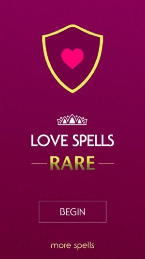 Love Spells Rare on the App Store