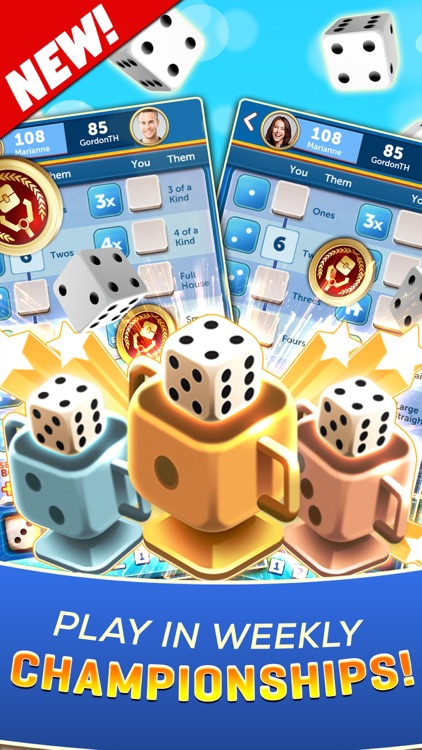 Dice With Buddies: Social Game screenshot-8