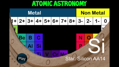 Atomic Astronomy Screenshots