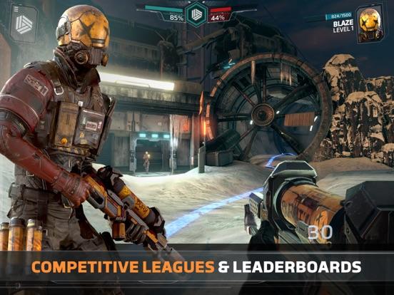 Modern Combat Versus screenshot 9