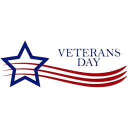 Happy Veterans Day Sticker