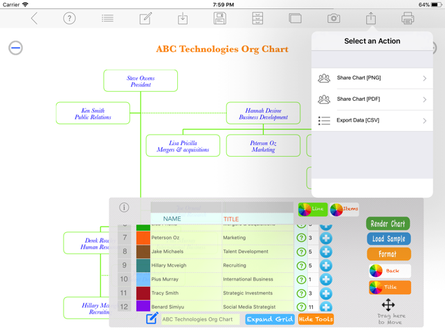 Bubble diagram app ipad basic guide wiring diagram org chart maker on the app store rh itunes apple com bubble diagrams interior design architectural ccuart Image collections