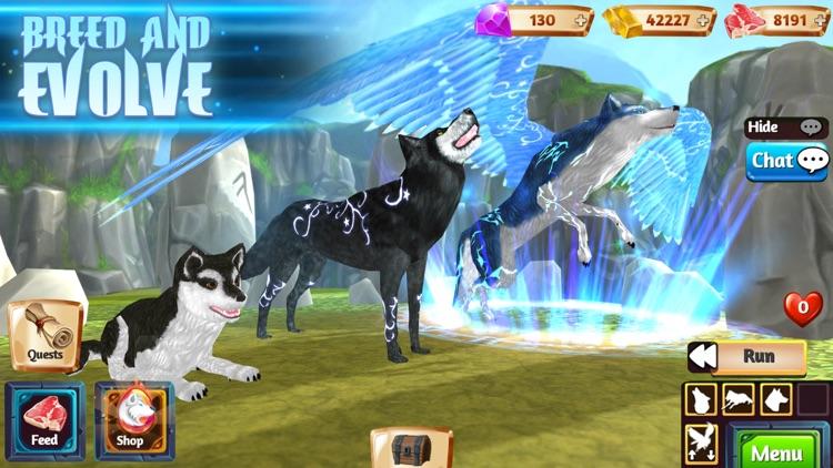 Wolf: The Evolution Online