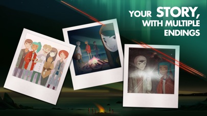 Screenshot from OXENFREE