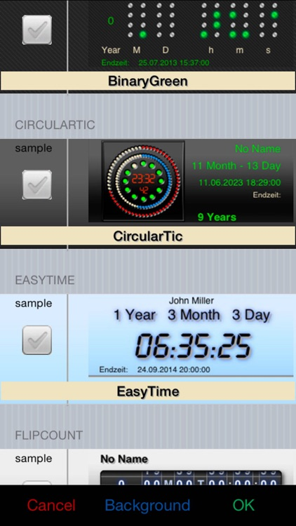 Countdown-Timer screenshot-3