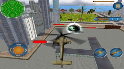 Helicopter Base Attack 2018 Screenshot 5