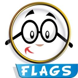 Teach Your Child Quiz - Flags