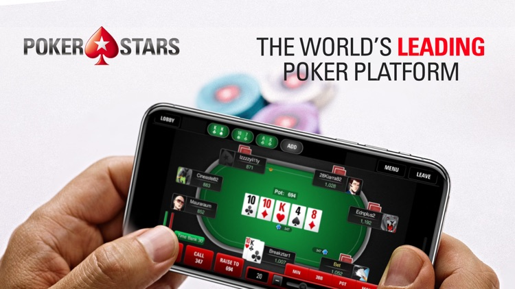 PokerStars Poker Games DK screenshot-0