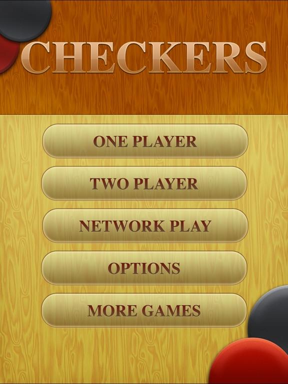 Checkers ・ iPad