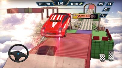 不可能な運転テスト:ドライブカー、自転車、自転車 3Dのおすすめ画像1