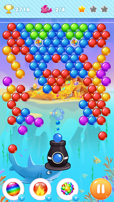 Bubble Shooter Splash 3