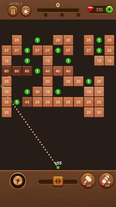 Brick Breaker: Blocks... screenshot1