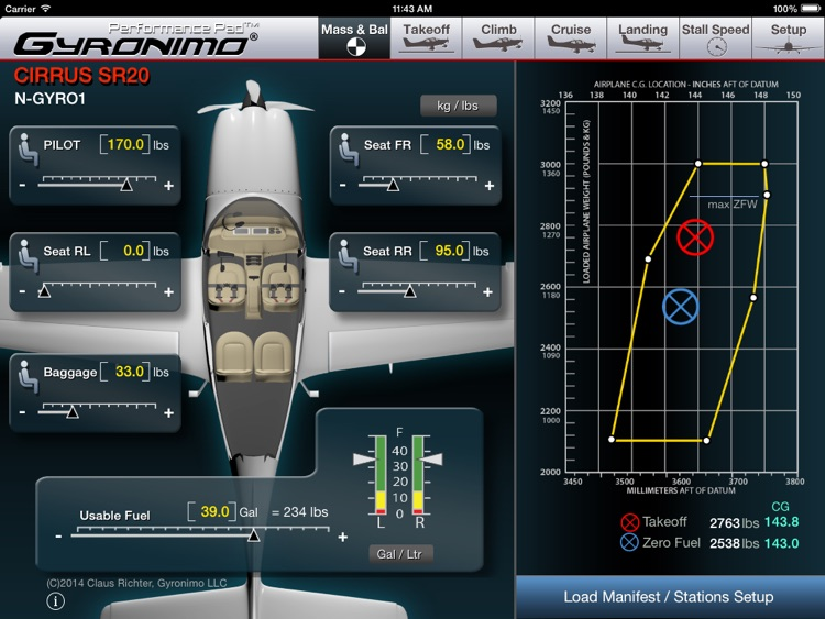 Cirrus SR20 screenshot-0