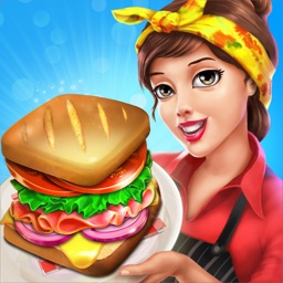 Food Truck Chef™: Cooking Game-Best burger in town