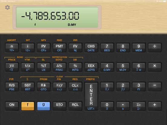Vicinno Financial Calculator-ipad-0