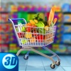 Supermarket Shopping Game 3D - iPhoneアプリ