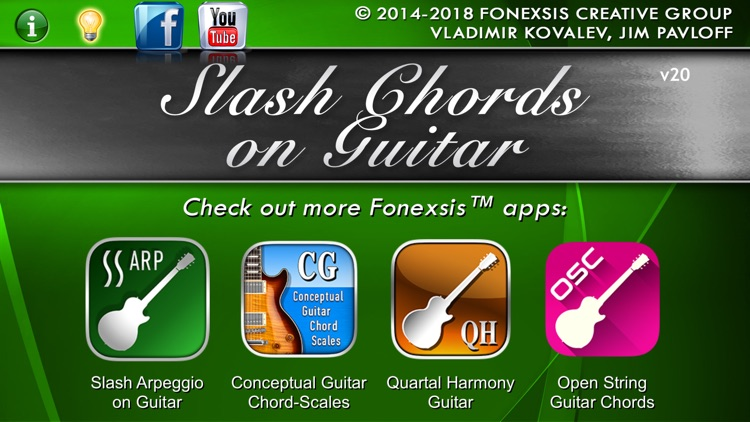 Slash Chords on Guitar screenshot-4