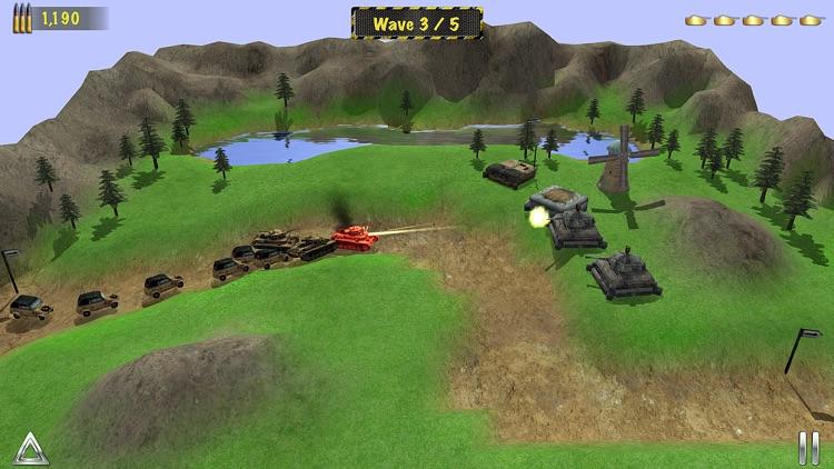 Concrete Defense - World War 2 screenshot-0