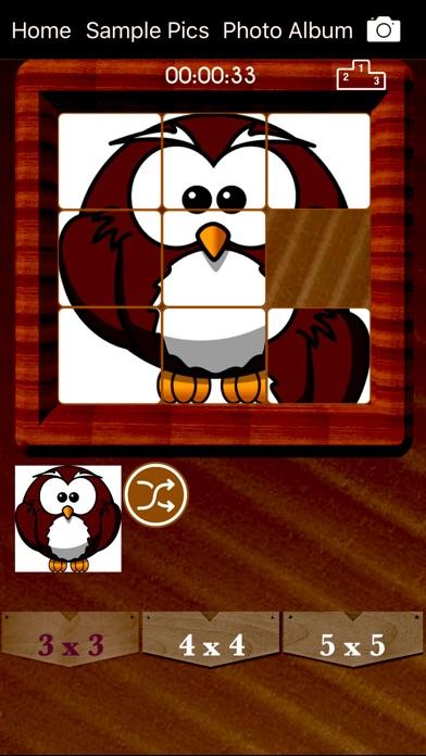 Sliding Puzzle Challenge screenshot 1