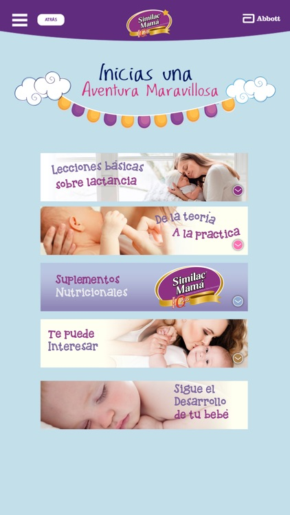 Lactancia Materna screenshot-3