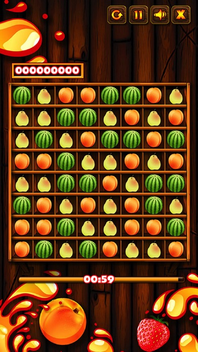 Fruit Match - You can play without the Internet screenshot three
