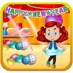 Kids New Year Fun Party