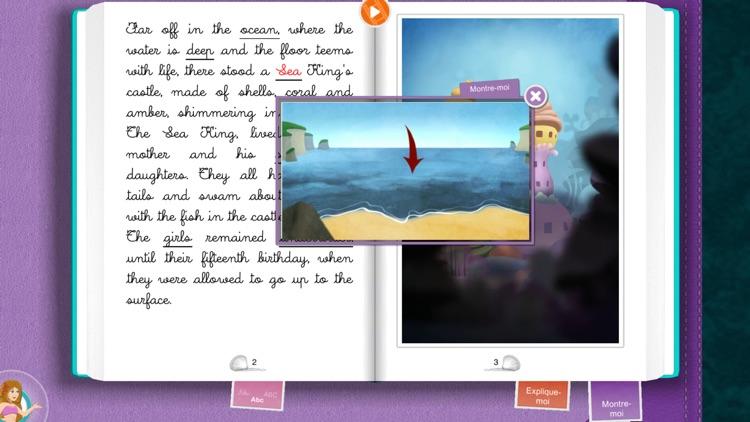 Little Mermaid by Chocolapps screenshot-3