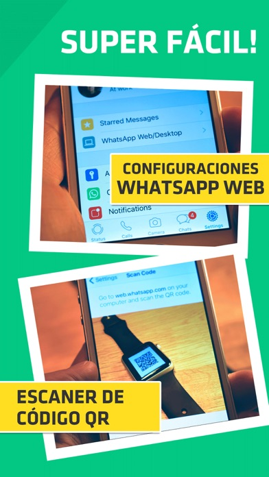 Screenshot for WatchUp - para WhatsApp in Mexico App Store