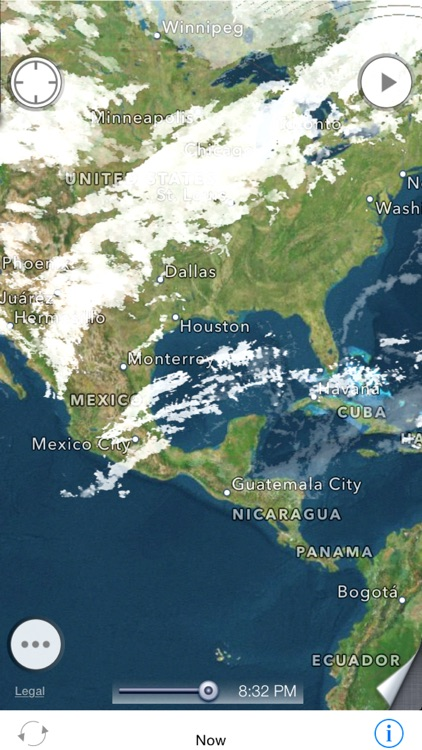 Hurricane - storm tracker + satellite radar screenshot-3