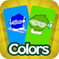 meet the colors flashcards 4 - Colors App