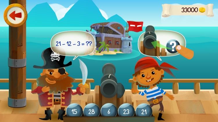 Captain Math by Chocolapps screenshot-3