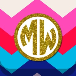 Monogram Wallpapers Lite 4+