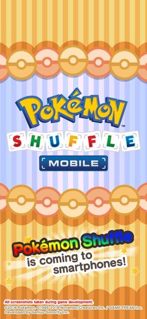 Pokémon Shuffle Mobile on the App Store