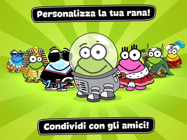 Tap the Frog: Doodle Screenshot