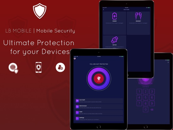 Mobile Security - Protection-ipad-0