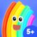 Rudi Rainbow ? Children's Book - Fox and Sheep GmbH