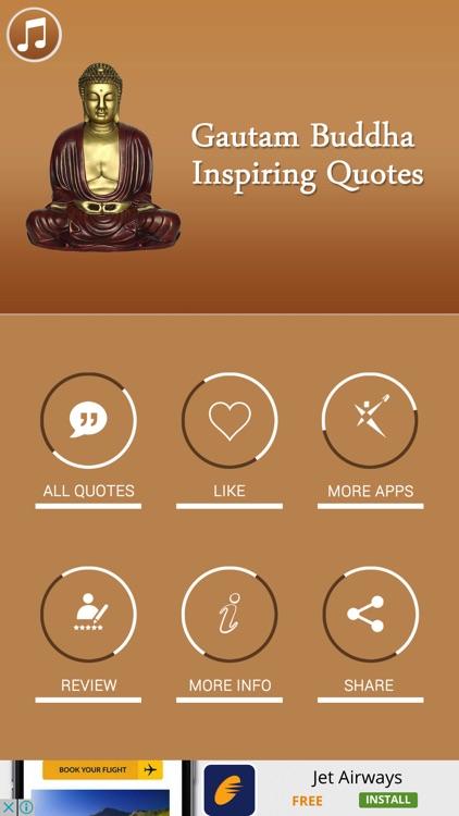 Gautam Buddha Inspiring Quotes