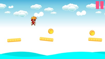 ADVENTURE BOY JUMPER Screenshot 4
