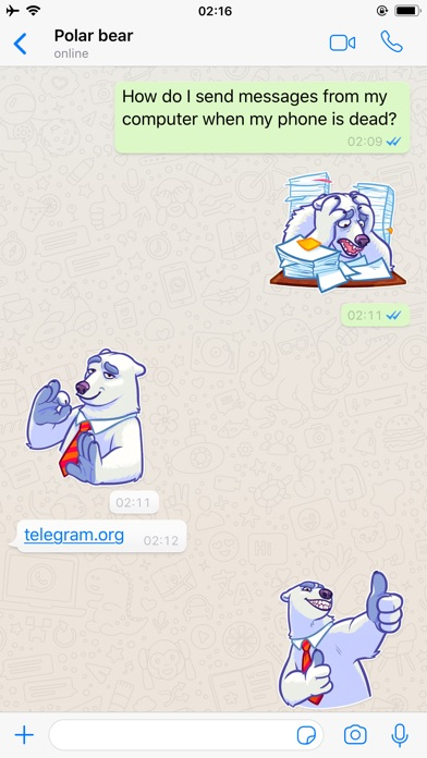 10 Sticker Packs for WhatsApp