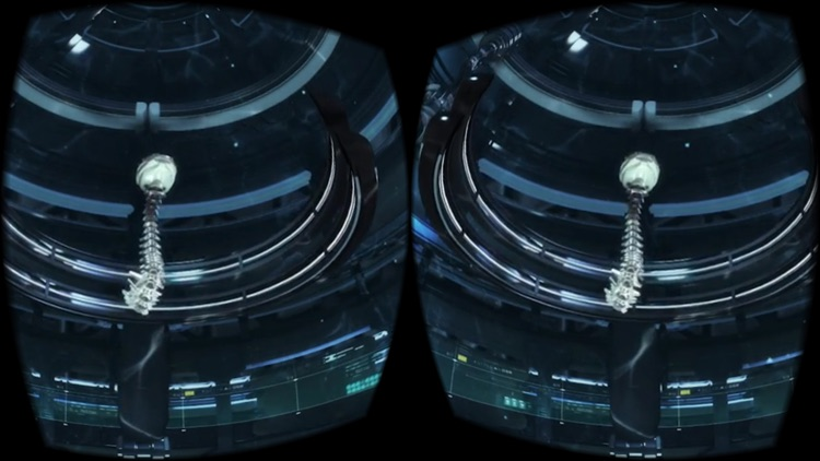 GHOST IN THE SHELL: THE MOVIE Virtual Reality Dive