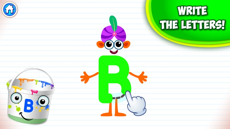 Alphabet for Kids ABC Games to