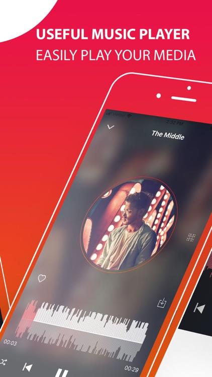 Cloud Music - 9Cloud screenshot-3