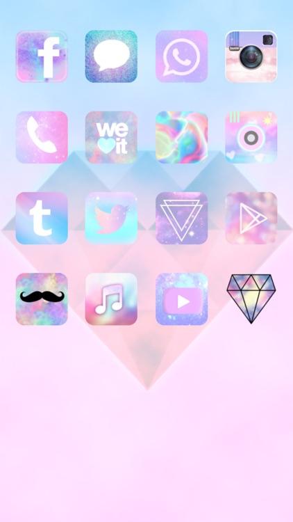 CocoPPa - cute icon&wallpaper