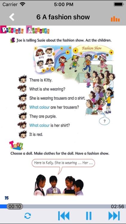 Welcome to English 1A1B-香港朗文教材 screenshot-4