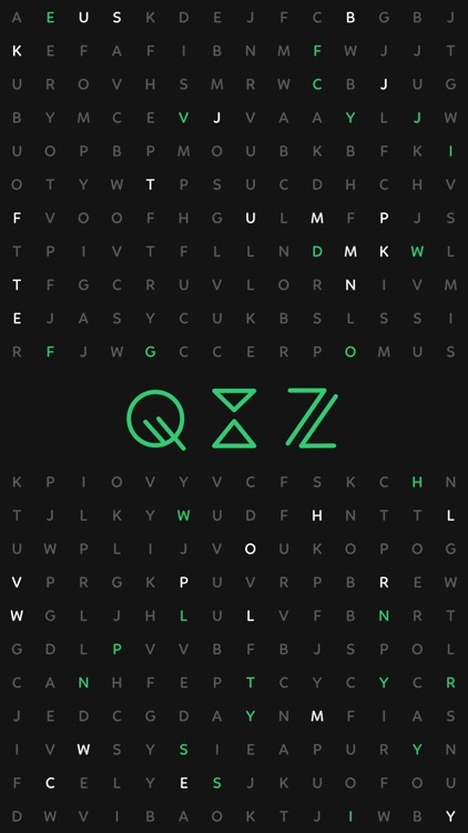 QXZ: Word Search Puzzles screenshot-4