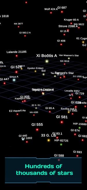 Galaxy Map PRO